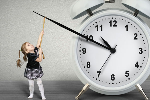 Understanding and improving children's time management skills
